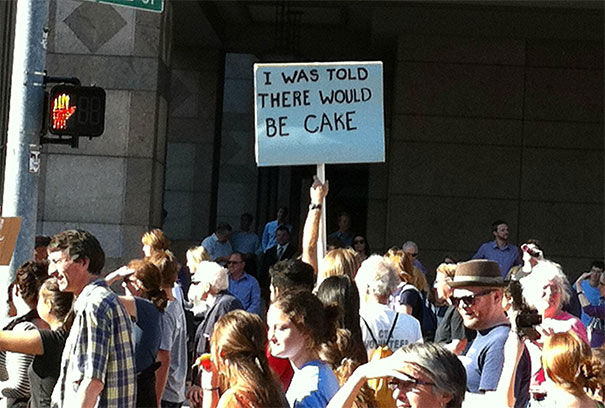 Occupy Boston Protest
