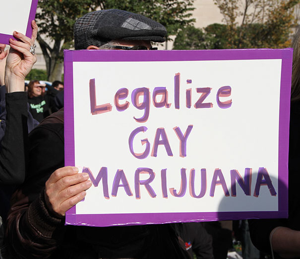 Purple Kush Does Not Discriminate
