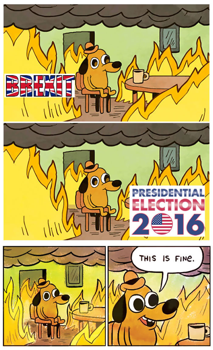 America Right Now