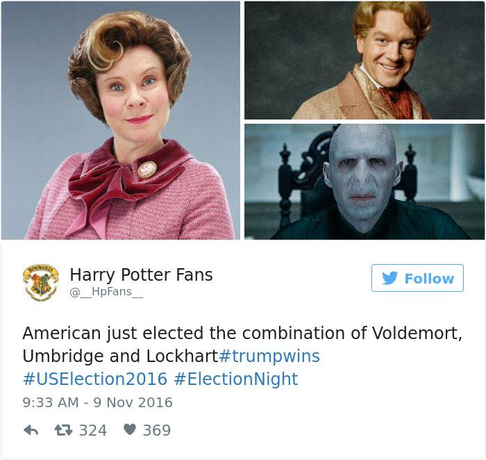 Umbridge+Voldemort+Lockhart