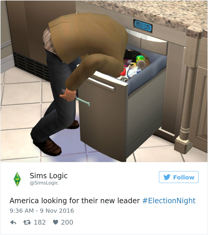 America's Looking For Their New Leader