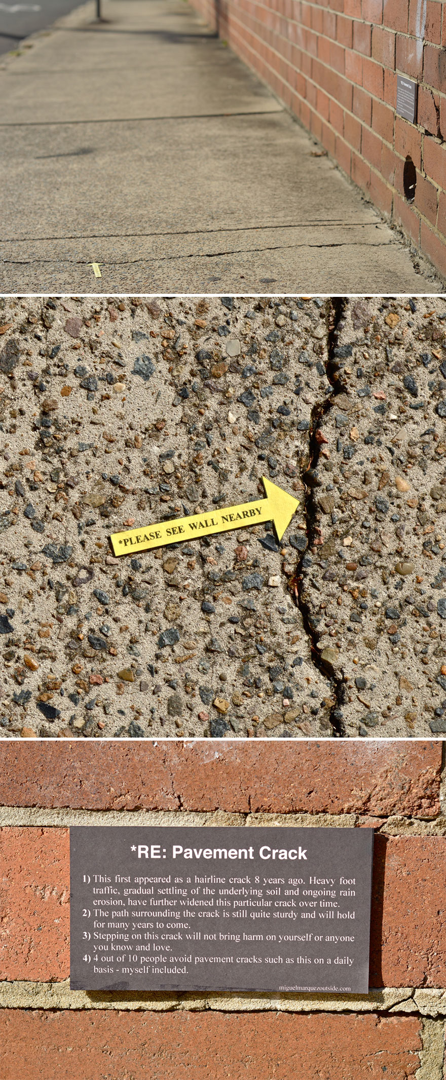 A History Of Pavement Cracks
