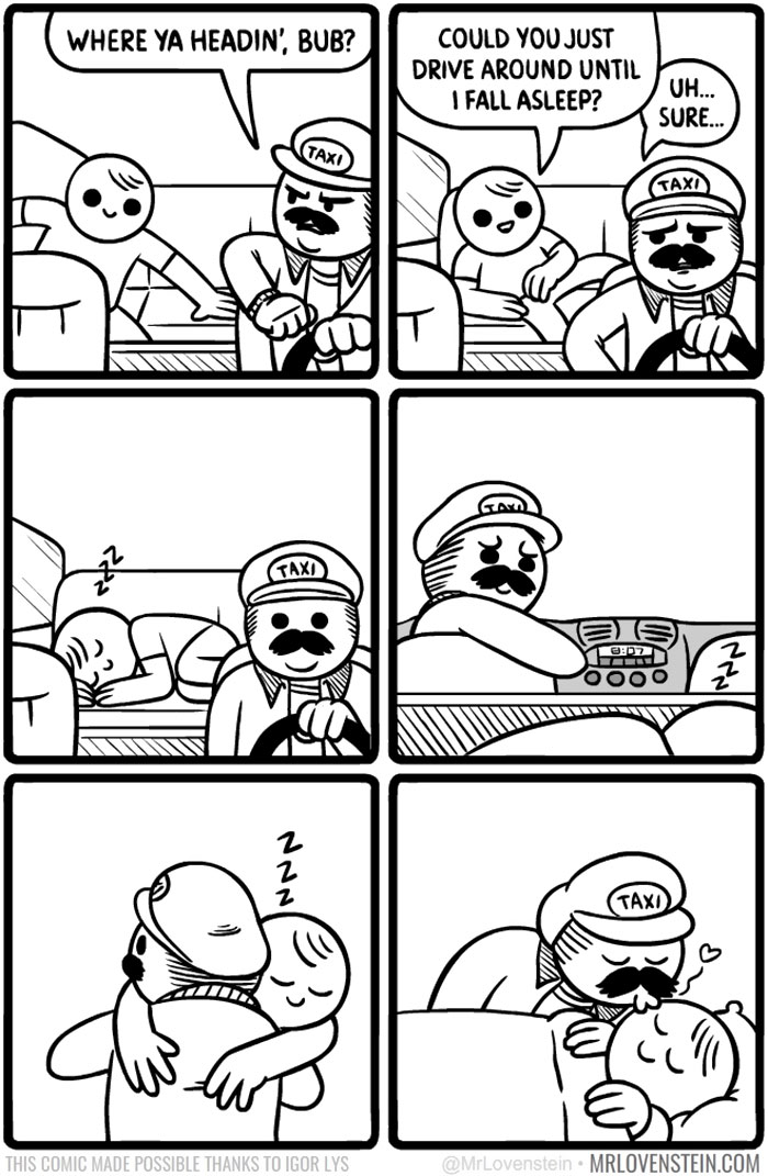 10 brutally hilarious comics for people who like dark humour bored panda - Comics dessin ...
