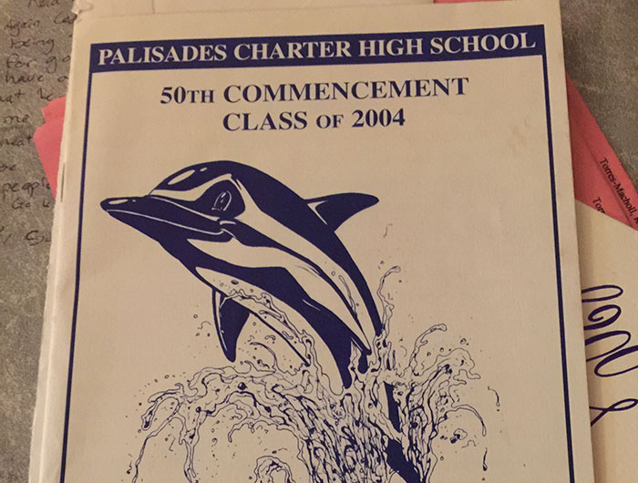 Student Hides The Word F*** In His Graduation Program, And Nobody Noticed It For 12 Years