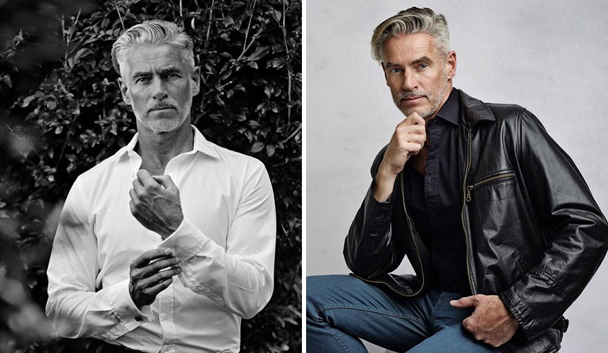10 Handsome Guys Who Ll Redefine Your Concept Of Older