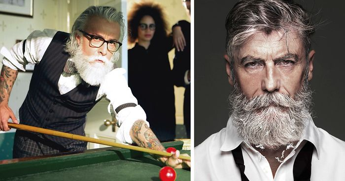 34 Handsome Guys Who'll Redefine Your Concept Of Older Men