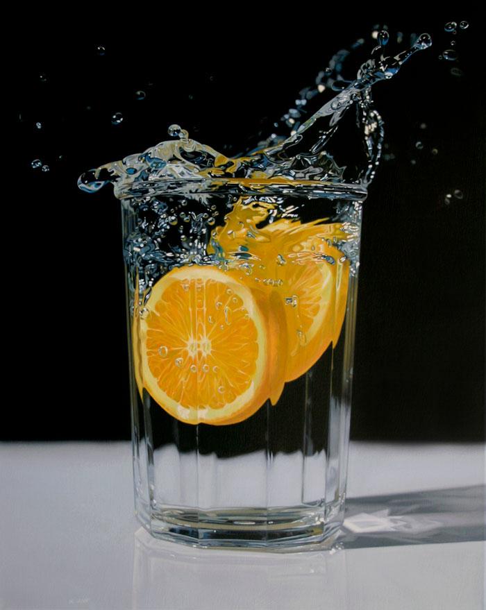 Acrylic Painting By Jason De Graaf