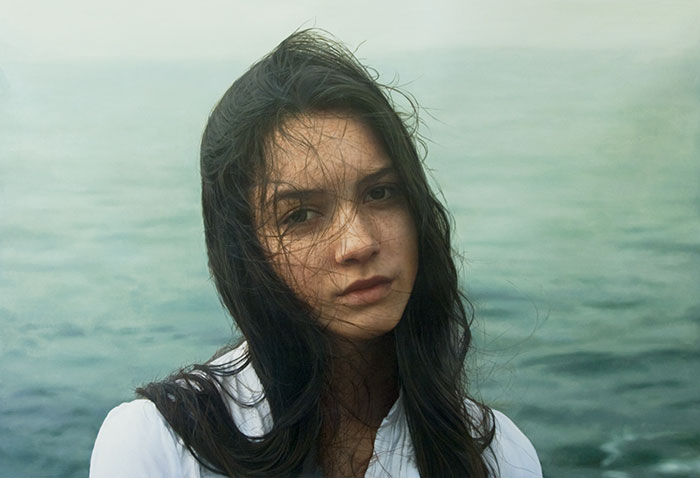 Oil Painting By Yigal Ozeri