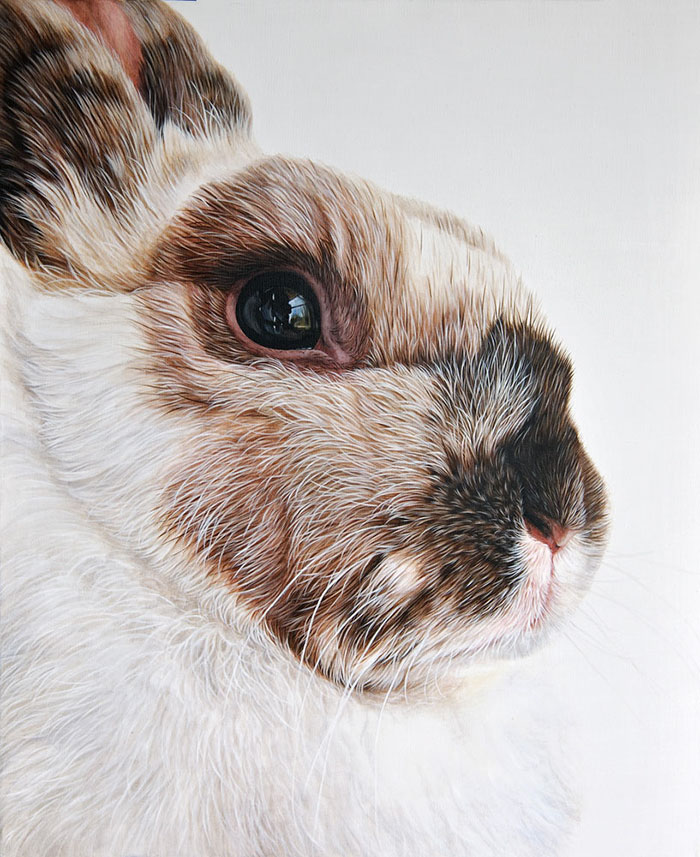Acrylic Painting By Ester Curini