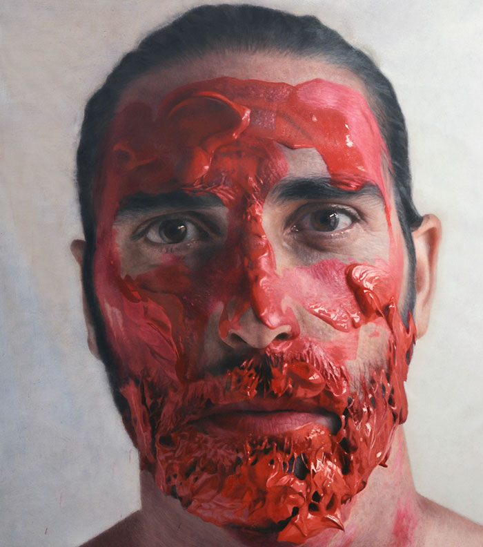Oil Painting By Eloy Morales