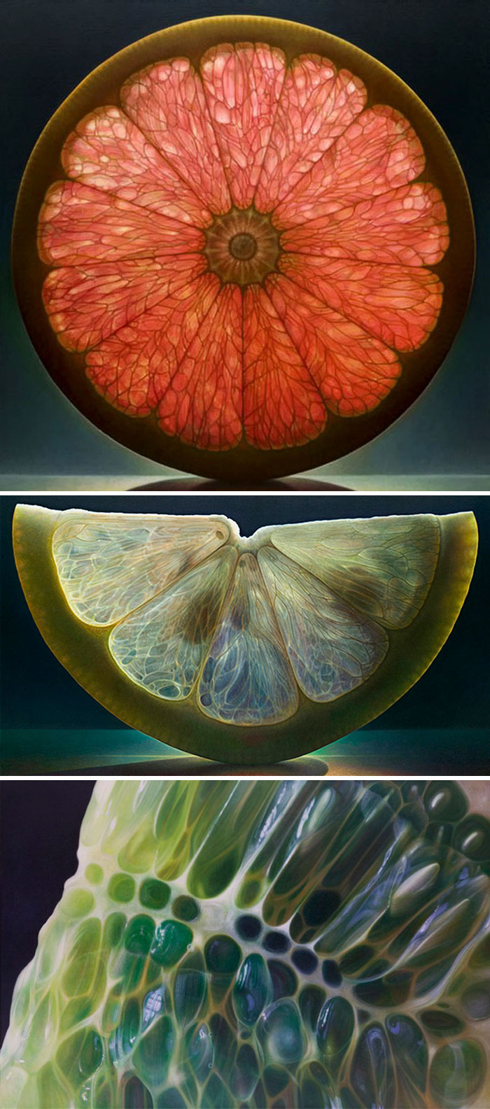 Oil Paintings By Dennis Wojtkiewicz