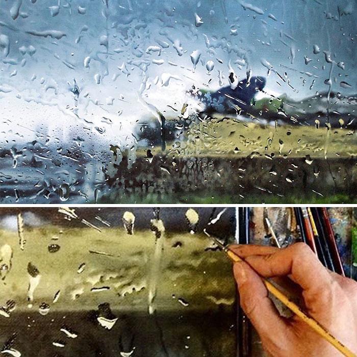 Oil On Canvas By Anton Fedko