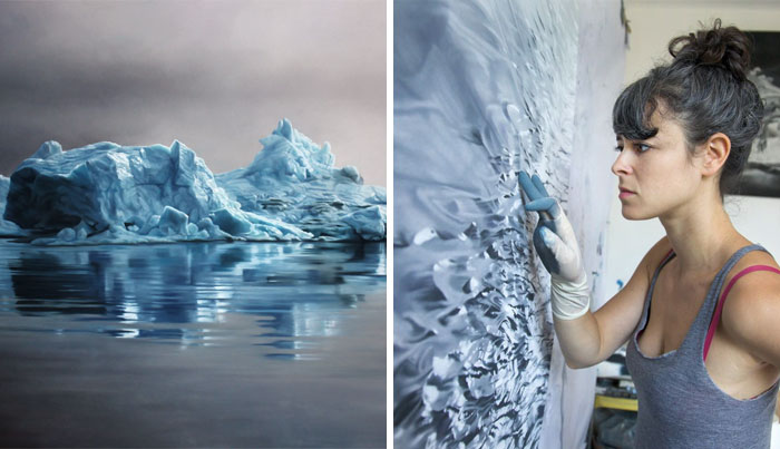 100 Incredibly Realistic Artworks That Are Hard to Believe Are Not Photographs