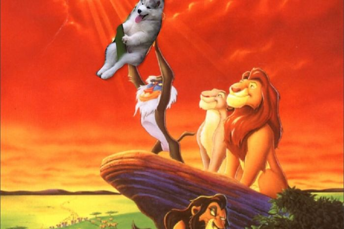 The Lion Kings Ruff Side