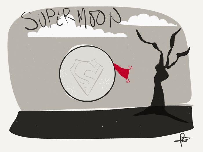Its Supermoon