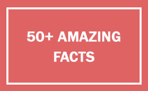 10+ Amazing Facts That Will Change The Way You See The World