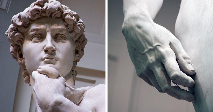david sculpture ile ilgili görsel sonucu