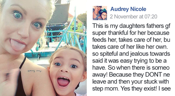 Mom Writes A Thank You Note To Her Ex's New Girlfriend, And Now Thousands Of People Are Sharing It