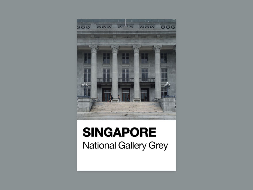 Grey, National Gallery Singapore