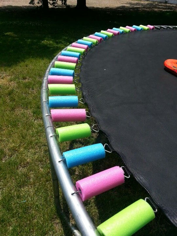 Use Pool Noodle Will Protect Your Kids From Serious Injuries