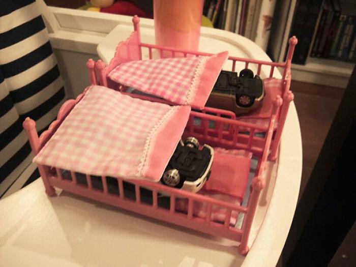 Mezcla sus juguetes y evitarás perpetuar los estereotipos de género