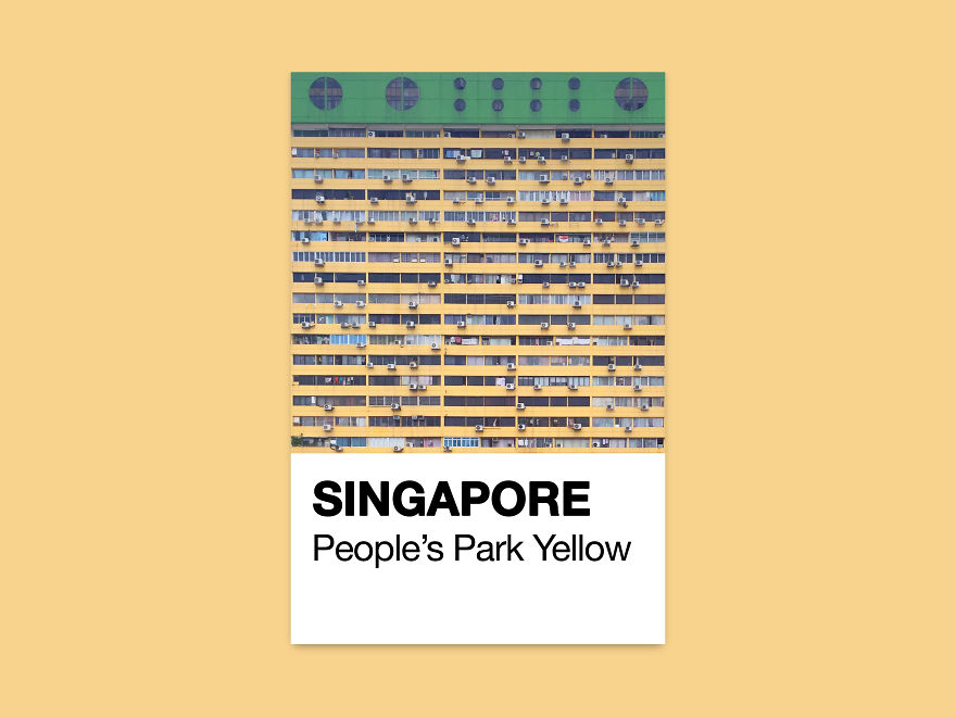 Yellow, People's Park Complex