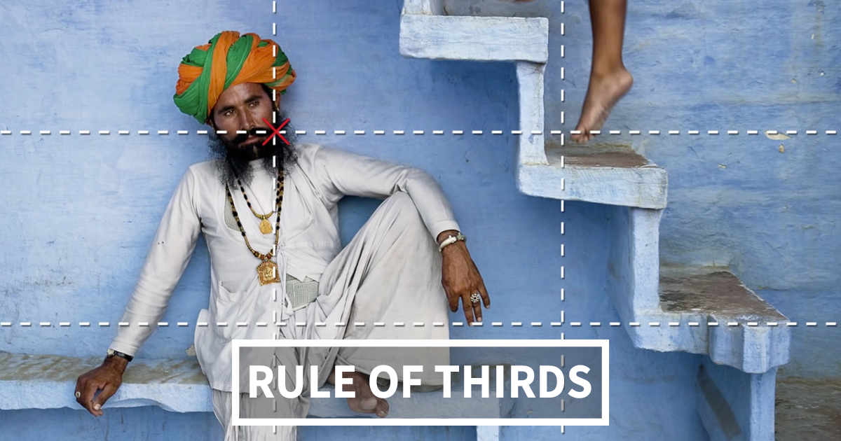 9 Photo Composition Tips From Steve McCurry That Will Make Your Photos Look Better