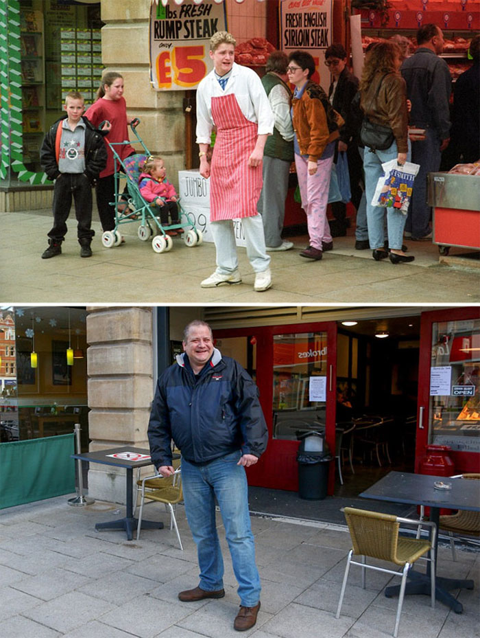 Butcher (1980 And 2015)