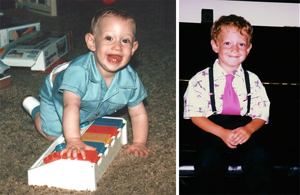 Mark Zuckerberg In His Childhood