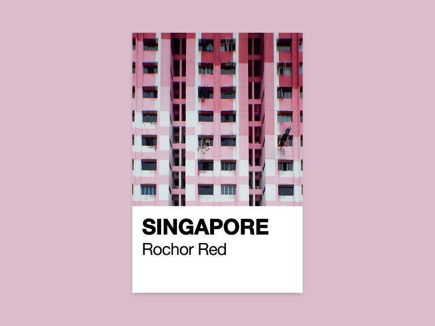 Red, Rochor Centre