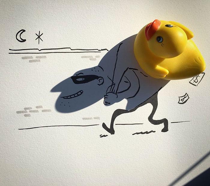 Shadow Doodle