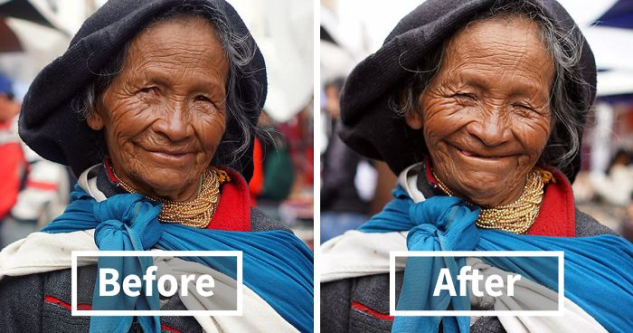 Travel Photographer Captures What Happens When People Around The World Are Told They Are Beautiful