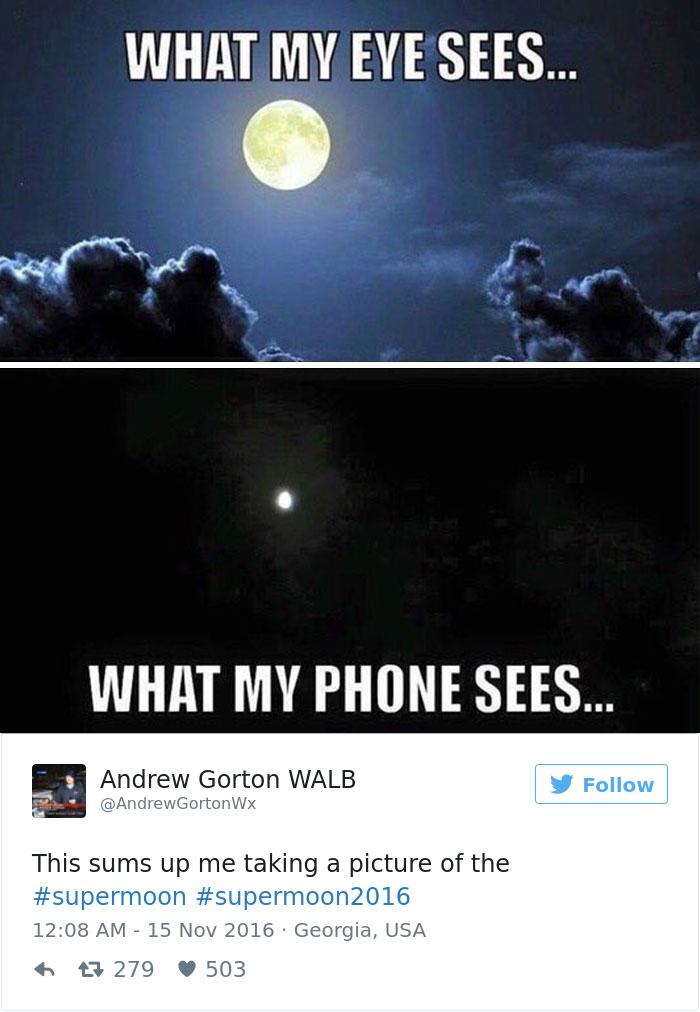 Supermoon Memes
