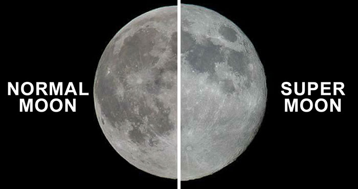 8+ Hilarious Reactions To The Disappointing Supermoon