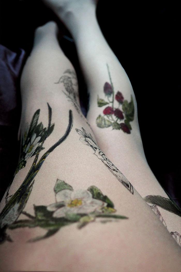 Botanical Tights