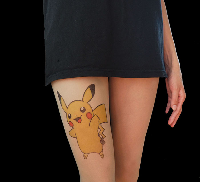 Pikachu Tights