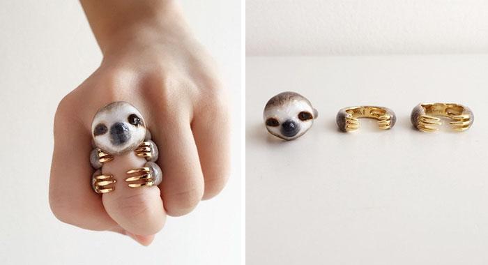 Grey Sloth
