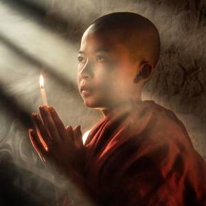 A Luminous Journey To Myanmar By David Lazar