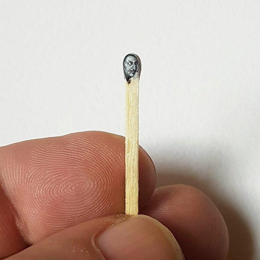 Pintura minúscula