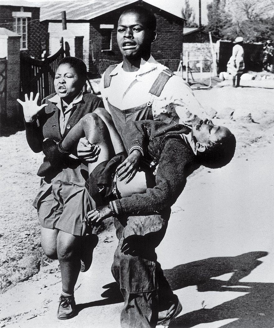 Soweto Uprising, Sam Nzima, 1976