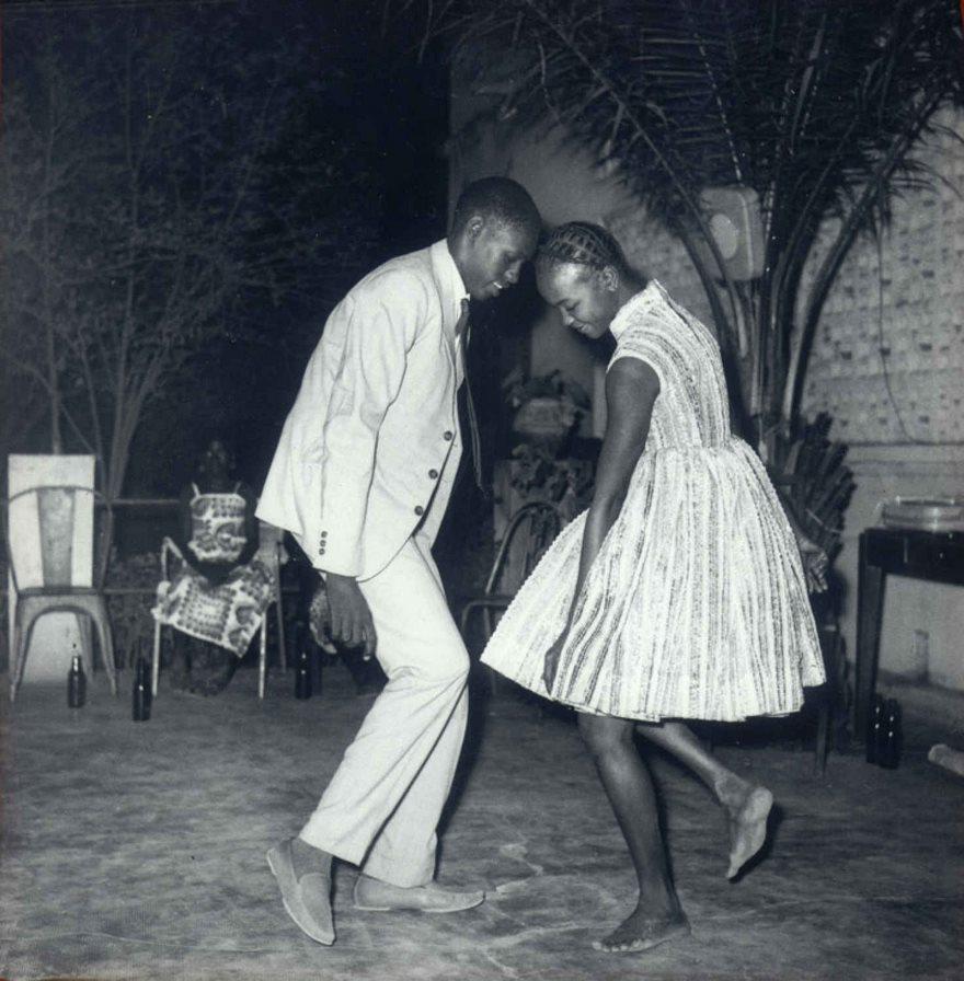Nuit De Noel, Malick Sidibe, 1963
