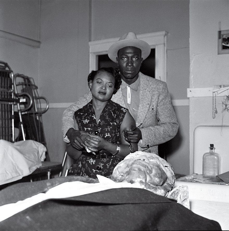 Emmett Till, David Jackson, 1955