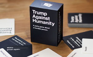 """Trump Against Humanity"" Is The Greatest Party Game That Was Banned"
