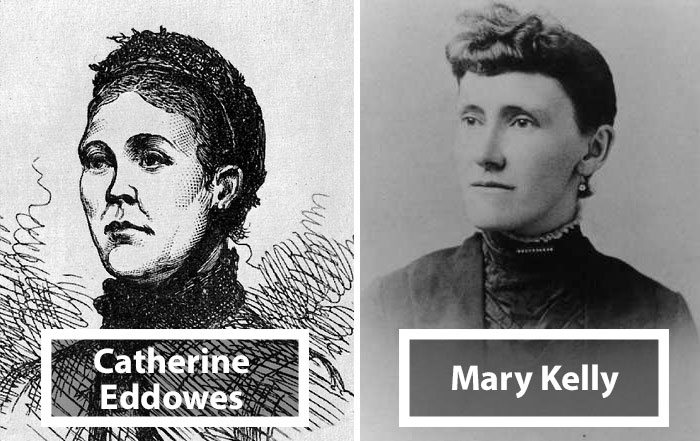 The Catherine Eddowes And Mary Kelly Coincidence