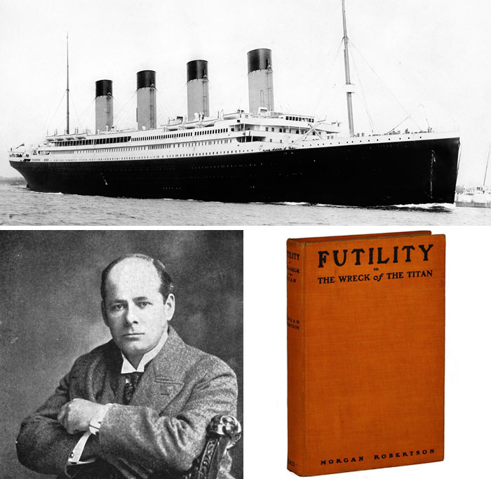 The Man Who Predicted The Sinking Of The Titanic