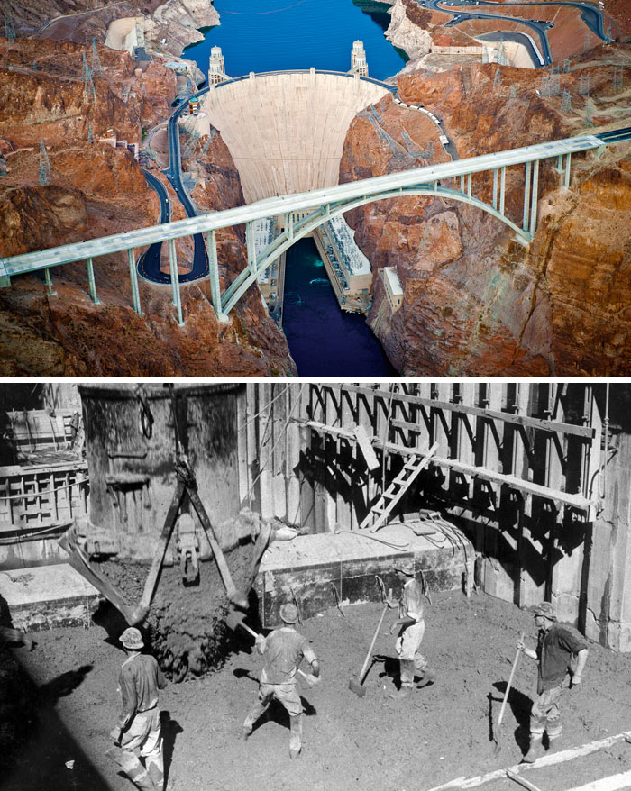 The Double Tragedy On The Hoover Dam