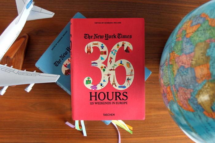 36 Hours 125 Weekends In Europe Book