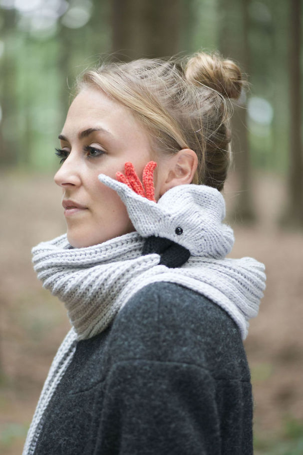 Parrot Scarf