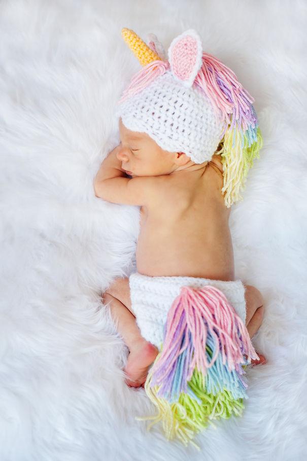 Unicorn Baby Set
