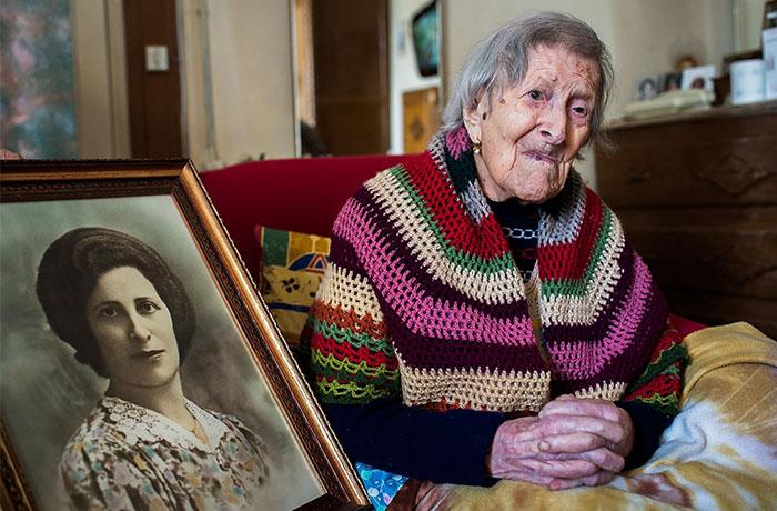 La última persona del mundo nacida en el siglo XIX celebra su 117º cumpleaños y cuenta su secreto